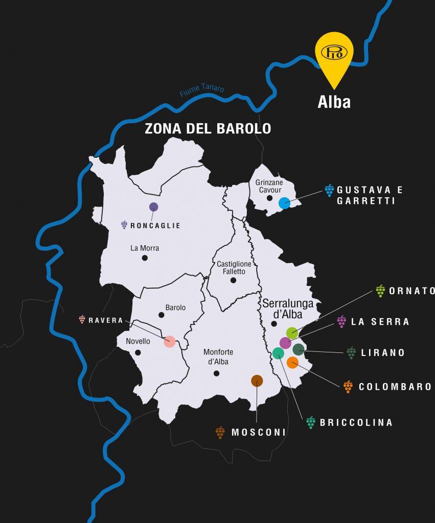 Barolo region